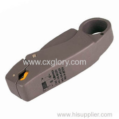 Coaxial Cable Stripper for RG58/59/62