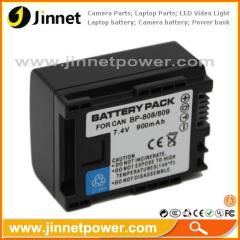 Digital battery for Canon BP-808