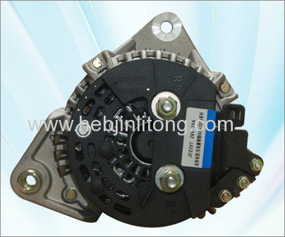 Prestolite auto alternator for Dongfeng Cummins ISBe,ISDe series, Dongfeng Kinland