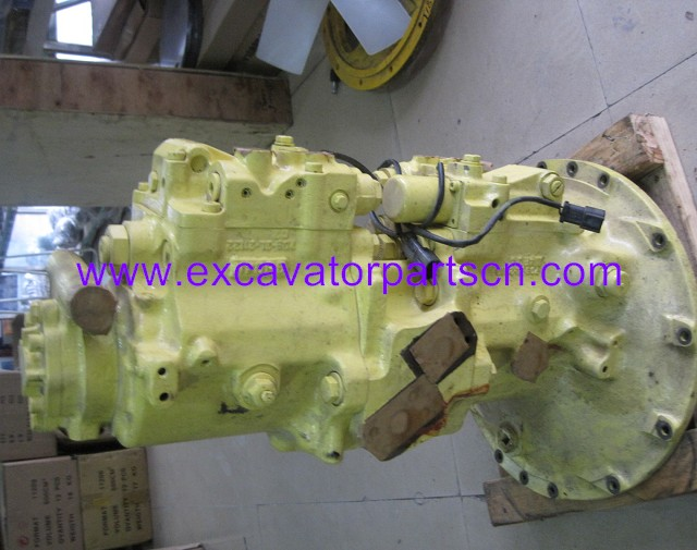 PC200-6 6D95 HPV95 HYDRAULIC MAIN PUMP