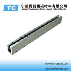 linear motor neodymium magnets