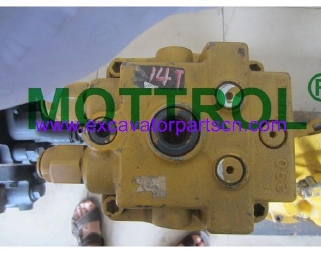PC200-7 SWING MOTOR ASSY
