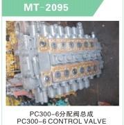 PC300-6 CONTROL VALVE FOR EXCAVATOR