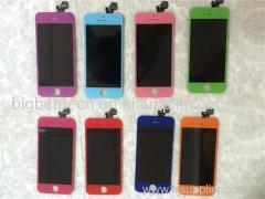 colored LCD screen digitizer
