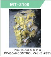 PC400-6 CONTROL VALVE ASSY FOR EXCAVATOR