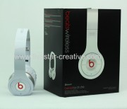 New Version Beats Wireless Studio Headphones With Noise Cancelling White