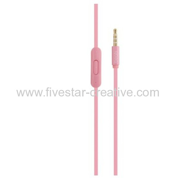 UrBeats Beats Pink Earbuds Headphones With Built-in Mic Nicki Minaj