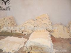 High quality Australia sheepskin coat lining