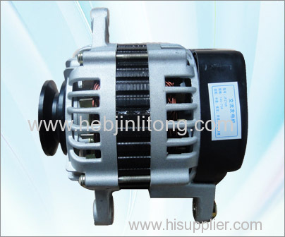 mini alternator for Alto 368Q & Electronic Injection starter 465QE