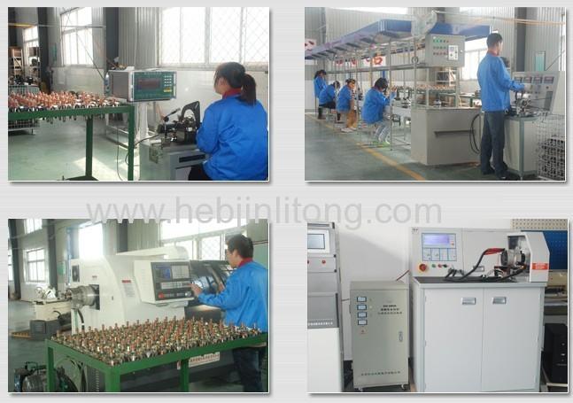 Heavy truck alternator JFZ2902L for Yuchai diesel engine series