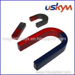 ferrite educational magnet/ferrite teaching magnet