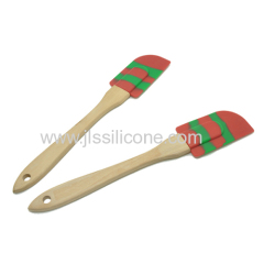 New design fashionable and colorful Silicone Kitchen Spatula