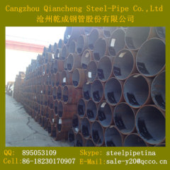 Hot-dip galvanized line pipe API 5L PSL2 GR.X65