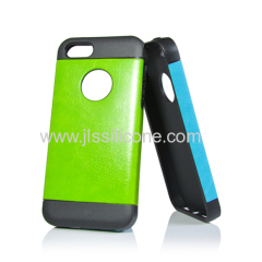 Fashion style TPU skin cover for iPhone 5S