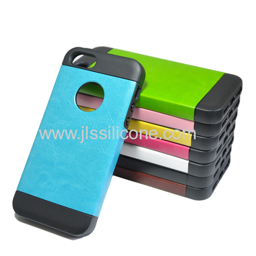 Unique Design Fluffy Painted PC Case for iPhone 5/5S