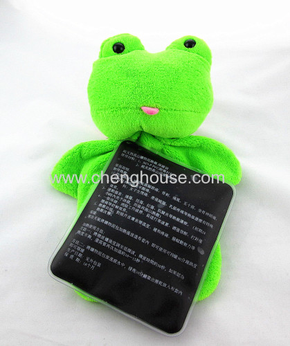 Green Frog Hot Pack
