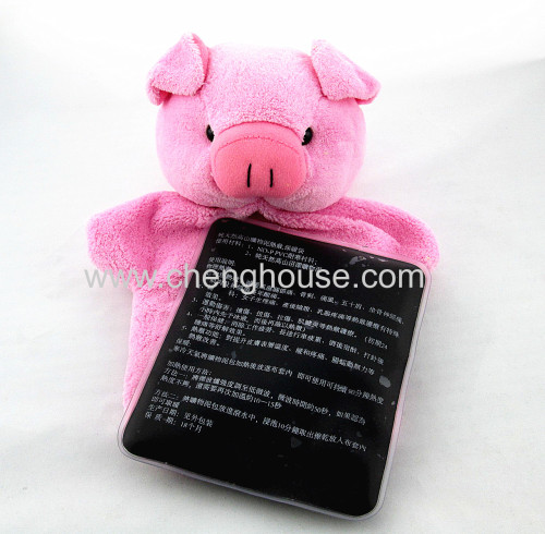 Pink Pig Hot Pack