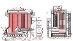Vertical Water Tube Chain Grate Boilers