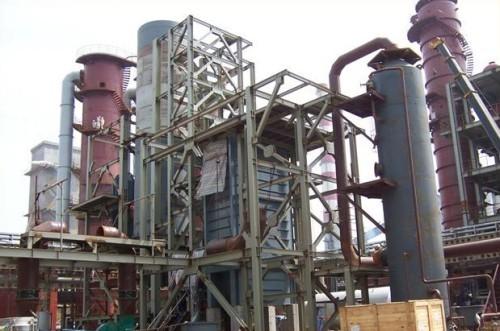 Water Tube Waste Heat Boilers
