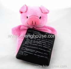 Mineral Clay Hot Pack - Piggy