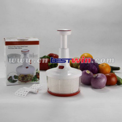 Vegetable Chopper Lock Handy /Twisting Vegetable Chopper