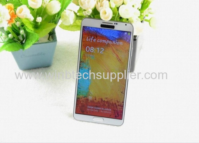 N9000 Note 3III phone Android 4.3 MTK65895.7960*540 1280x720 1g 512MB Ram 4G 8gRom FREE SHIPPING