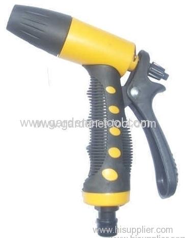 Garden Spray Nozzle Is Used In Car Wash