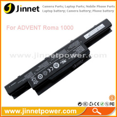 For Advent Roma 1000 laptop battery with 12 months warranty