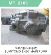 SH60 MAIN PUMP FOR EXCAVATOR