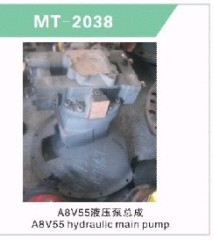 A8V55 HYDRAULIC MAIN PUMP