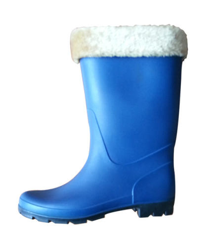 Ladies PVC Winter Boots