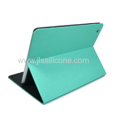 High quality leather stand case for iPad 2