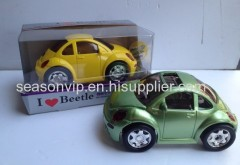 Beetle/Beatles car model gel air freshener