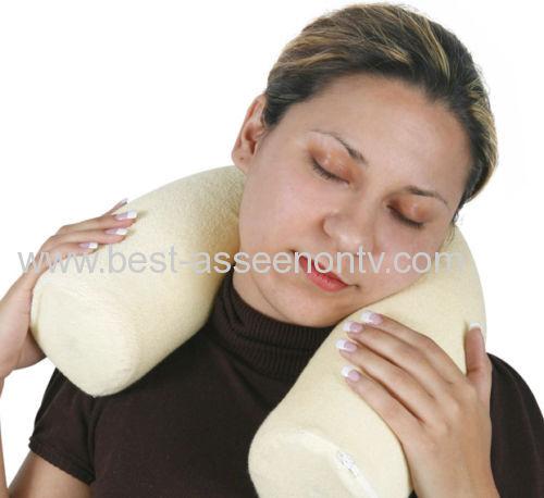 Twist Pillow Contour Twist Pillow Neck Pillow Memory Foam Twist Pillow