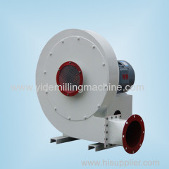 Low Pressure Centrifugal Blower dust removal