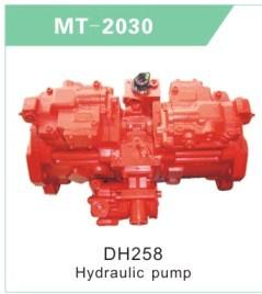 DH258 HYDRAULIC PUMP FOR EXCAVATOR