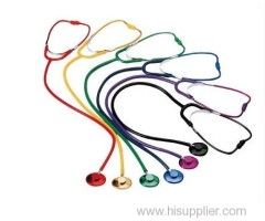 Single head stethoscope for adult