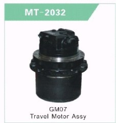 GM07 TRAVEL MOTOR ASSY