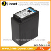 Genuine high capacity VBG6 battery for Panasonic 5400mAh camcorder battery