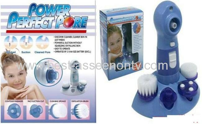 Set Power Perfect Pore Facial Washing Tool Blackhead Remove Without Embarrassing