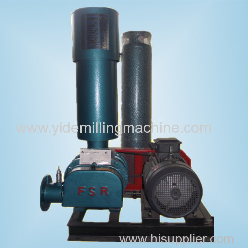 roots fan  in metallurgy chemicals fertilizer foodstuff textile evironmental protection industries
