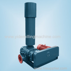 root fan roots blower three leaves fan flour machinery low price supplier