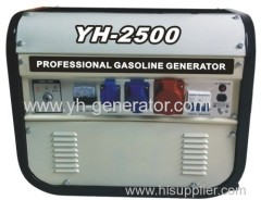 three phase gasoline generato