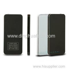 Mobile power supply with apple phone 5 style
