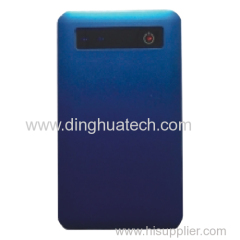 Touch Screen ultra-thin Mobile Power Supply (4000MAH)