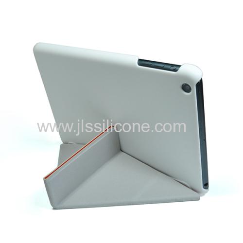 Auto Wake / Sleep Smart Cover Slim Folio case Cover for ipad Mini 2