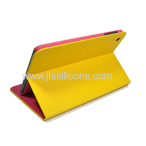 High quality Folio Case with Stand for Apple iPad Mini
