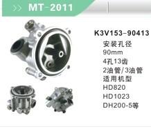 HD820 HD1023 DH200-5 GEAR PUMP ASSY
