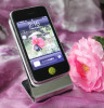 Stainless Steel Rotatable Mobile Phone Holder