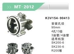 SK200-6 SK230-6 R200 GEAR PUMP ASSY